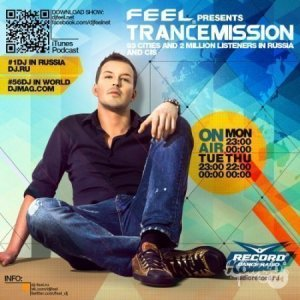 DJ Feel - TranceMission (28.01.2014) (Record Club)