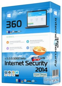 360 Internet Security 2014 5.0.0.5000 Beta (ML/RUS)