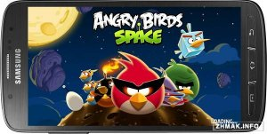 Angry Birds Space v2.0.1 Premium