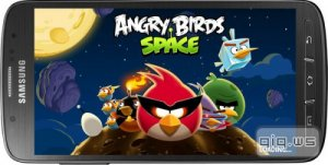 Angry Birds Space v2.0.1 Premium (2014|Eng) Android