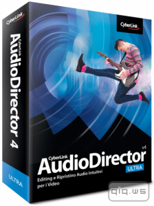 CyberLink AudioDirector Ultra 4.0.3825 RePacK by D!akov