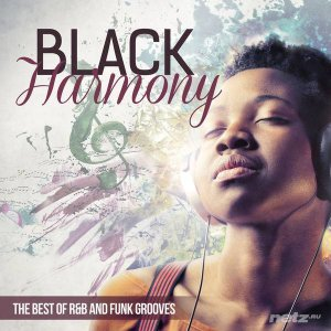 VA - Black Harmony The Best of R&B (2014)