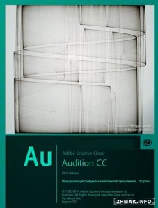 Adobe Audition CC 2014.0.1 Build 7.0.1.5 RUS