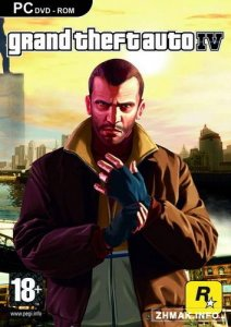 Grand Theft Auto IV + Desings Accelerator 10 PC (2008/RUS/ENG/Rip)
