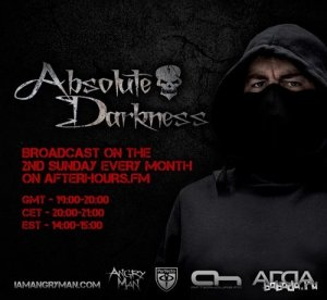Angry Man - Absolute Darkness 008 (2014-09-14)