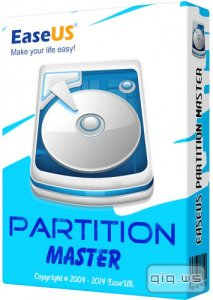 EASEUS Partition Master 10.1 Server | Professional | Technican | Unlimited Edition DC 17.09.2014 RePack by D!akov