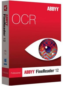 ABBYY FineReader 12.0.101.382 Professional Edition