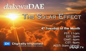 Dakova Dae - The Solar Effect 032 (2014-09-23)