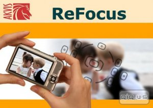 AKVIS Refocus 5.1.423.10936 for Adobe Photoshop