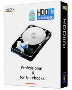 HDDLife Pro for Notebooks 4.1.203