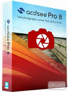 ACDSee Pro 8.0 Build 263 RePack by D!akov