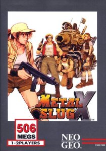 Metal Slug X (2014/PC/EN)