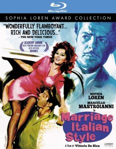 Брак по-итальянски / Matrimonio all'italiana / Marriage Italian Style (1964) BDRip