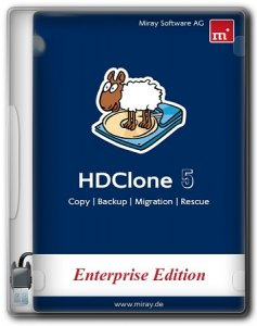 HDClone Enterprise Edition 5.1.4 Retail