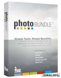 Alien Skin Software Photo Bundle collection 2014 (23.10.2014)