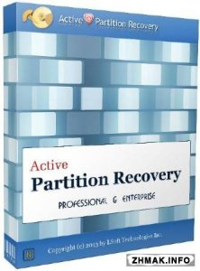 Active Partition Recovery Professional 11.1.1