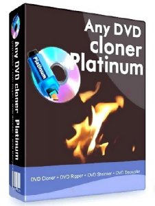 Any DVD Cloner Platinum 1.3.2 + Rus