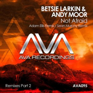 Andy Moor, Betsie Larkin - Not Afraid - Remixes Part 2 (2014)