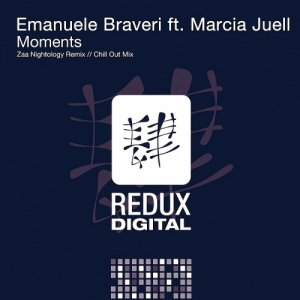 Emanuele Braveri ft. Marcia Juell - Moments (2015)