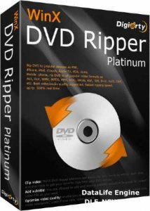 WinX DVD Ripper Platinum 7.5.11.141 Build 31.12.2014 (Ml|Rus)