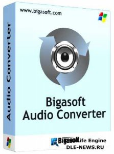 Bigasoft Audio Converter 4.5.2.5491 (ML|RUS)