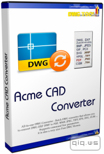 Acme CAD Converter 2015 8.6.7.1430 RePack & Portable by AlekseyPopovv