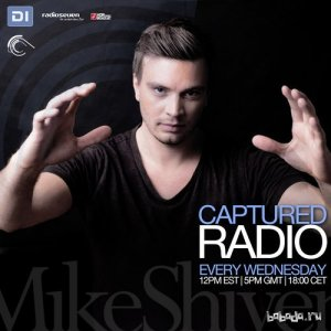 Captured Radio Show with Mike Shiver Episode 407 (2015-02-25) guest Zack Shaar