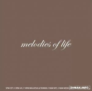 Danny Oh - Melodies of Life 041 (2015-03-06)