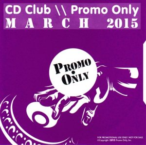 CD Club Promo Only March Part 1-2 (2015)