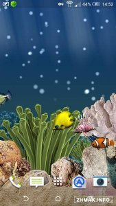 Aquarium 3D Live Wallpaper Pro v1.4.1 Paid