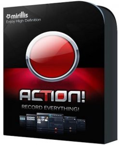 Mirillis Action! 1.24.2.0 (2015) RUS RePack by KpoJIuK