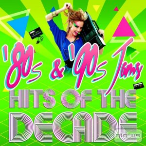 '80s & '90s Jams! Hits of the Decade (2015)
