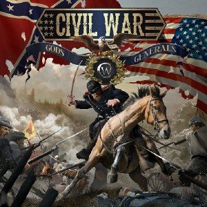 Civil War - Gods And Generals (Limited Edition) (2015)