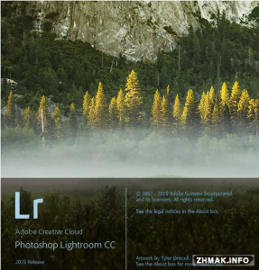 Adobe Photoshop Lightroom CC 6.0.1 + Rus