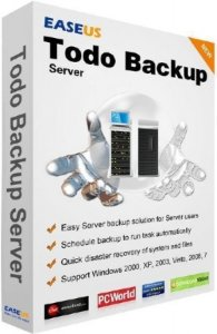 EaseUS Todo Backup Advanced Server 8.2.0.0 Build 20150327