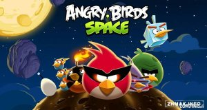 Angry Birds Space Premium v2.1.4 + Mod Power-Ups