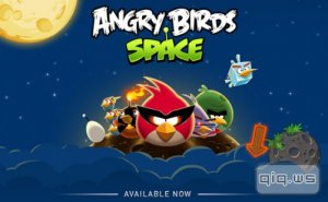 Angry Birds Space Premium v2.1.4 + Mod (Android)