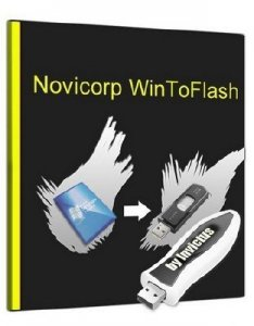 Novicorp WinToFlash Professional 0.9.0004 Beta (2015) RUS Portable