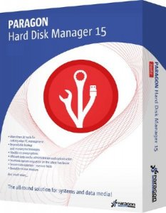 Paragon Hard Disk Manager 15 Professional 10.1.25.348 RePack by D!akov