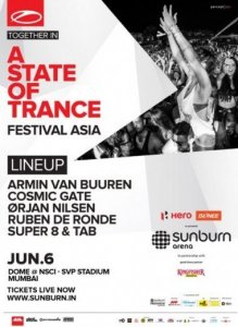 A State Of Trance Episode 700 - Live @ The National Sports Club in Mumbai, India (06-06-2015)