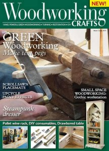 Woodworking Crafts №2 (July 2015)
