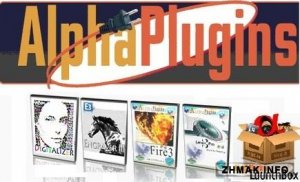 AlphaPlugins Plug-ins Pack (13.06.2015) for Photoshop
