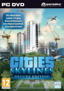 Cities: Skylines - Deluxe Edition v.1.1.0b (2015/RUS/ENG/MULTi7/RePack by R.G. Steamgames)