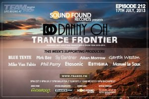 Danny Oh - Trance Frontier 313 (2015-06-24)