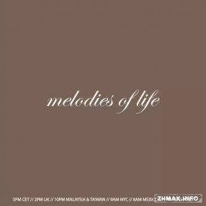 Danny Oh - Melodies of Life 055 (2015-06-26)