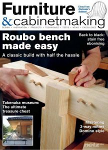 Furniture & Cabinetmaking №234 (August 2015)