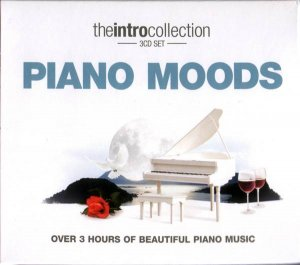 The John Bob Ensemble - The Intro Collection / Piano Moods (2009) 3CD