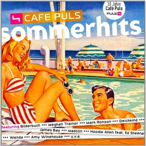 Cafe Puls Sommerhits Doppel CD (2015)
