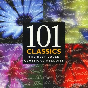 VA - 101 Classics: The Best Loved Classical Melodies (1997) FLAC