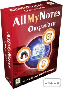 AllMyNotes Organizer Deluxe 2.84 Build 586 Final + Portable
